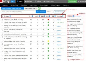 the best competitive keyword tool