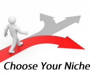 choose your direction - niche