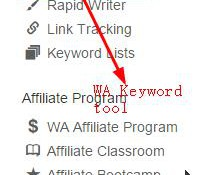 Wealthy affiliate keyword tool vs jaaxy