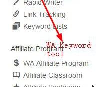 Wealthy affiliate keyword tool vs jaaxy