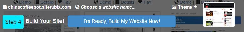 siterubix is the best free website builder
